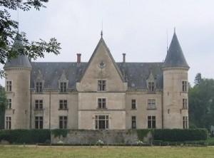 Bourbilly Castle