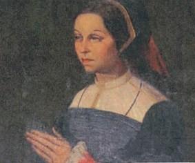 St. Jane at Prayer