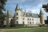 Castle of Bourbilly