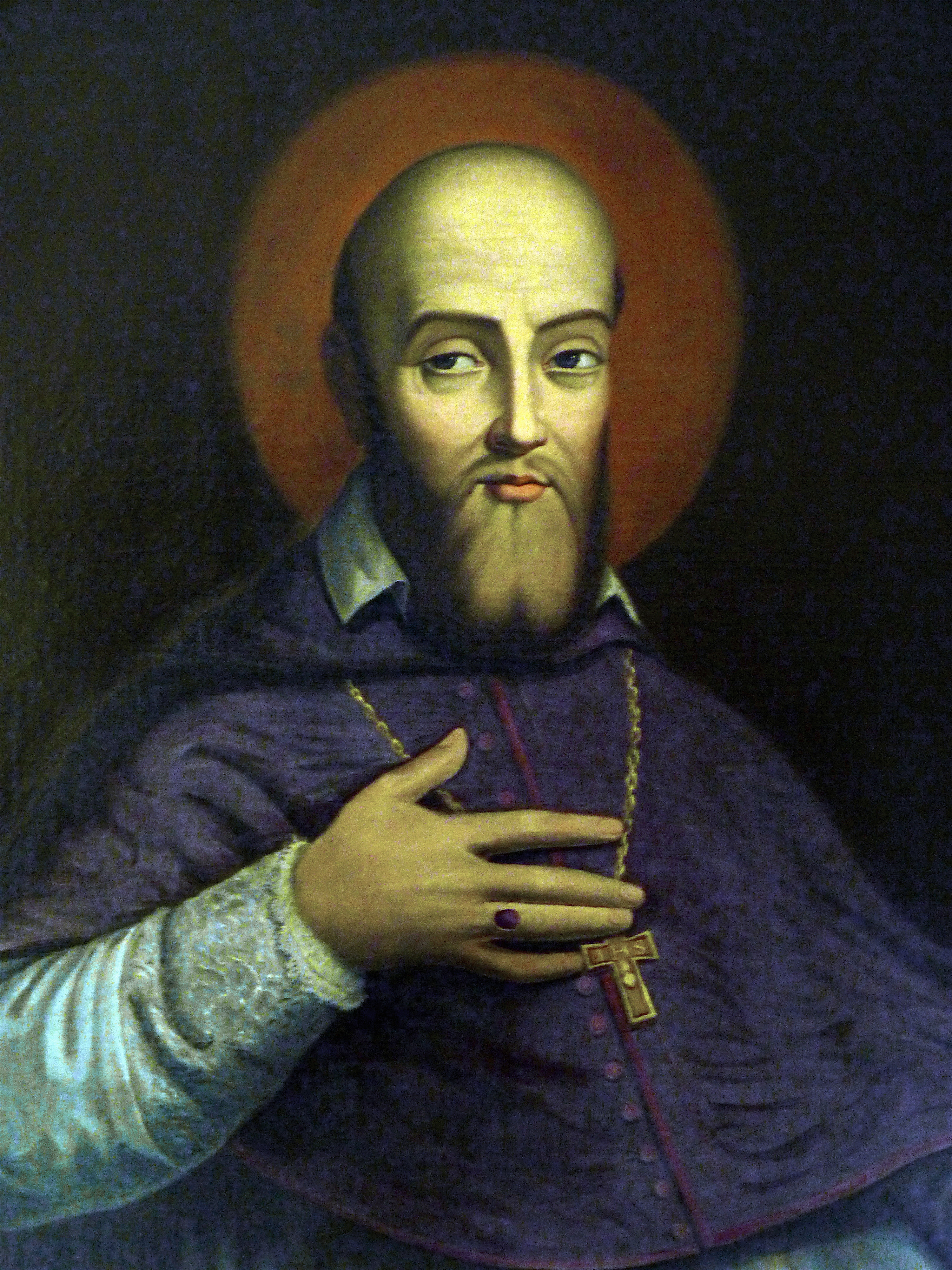saint francisis desales quote for valentines day - St Francis de Sales